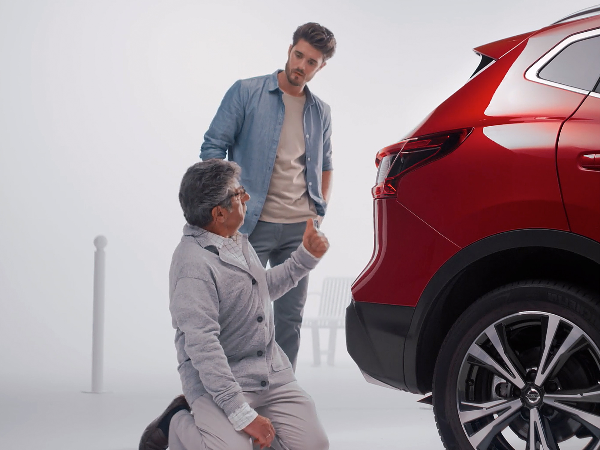 Hijacking used car videos to introduce a better way to buy a used car.