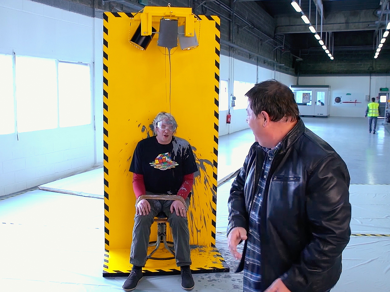 Using the help of theWheeler Dealers to show how to customize a Nissan.